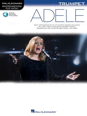 Adele Play-Along - Trumpet