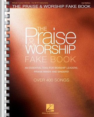Cheap music books praise worship fake book c inst 2nd ed fandeluxe Gallery