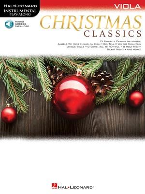 CHRISTMAS CLASSICS VIOLA BK/OLA