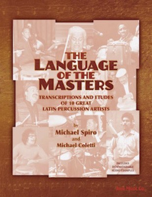 LANGUAGE OF THE MASTERS BK/OLA