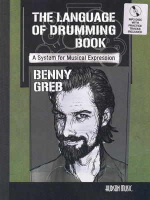 BENNY GREB   LANGUAGE OF DRUMMING BK/OLM