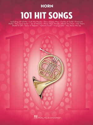 101 Hit Songs for Horn