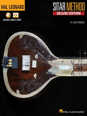 Hal Leonard Sitar Method - Deluxe Edition