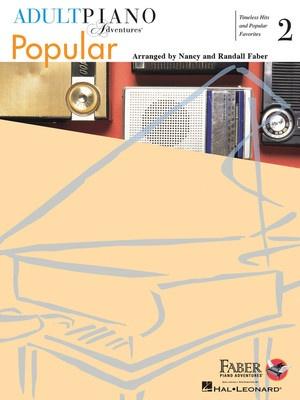 ADULT PIANO ADVENTURES POPULAR BK 2