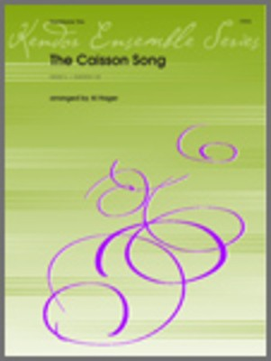 CAISSON SONG ARR HAGER TROMBONE TRIO