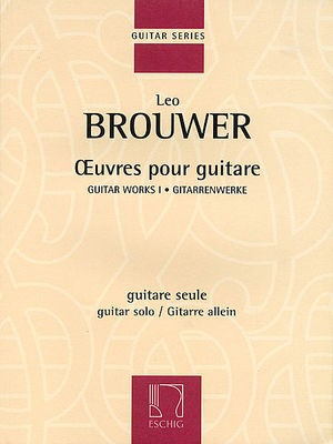 BROUWER   GUITAR WORKS