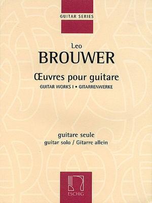BROUWER   GUITAR WORKS