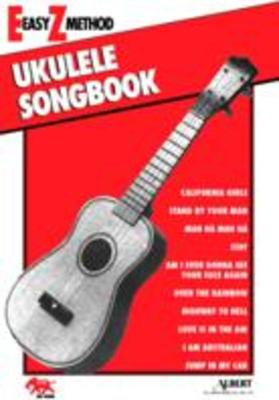 EZ METHOD UKULELE SONGBOOK RED