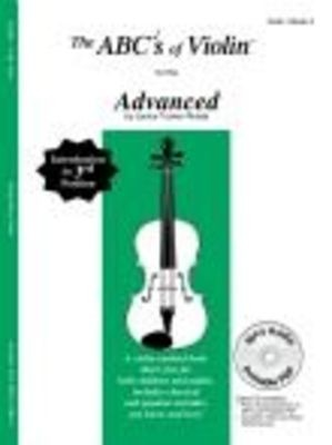 ABCS OF VIOLIN BK 3 ADVANCED BK/CD