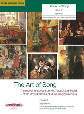 ART OF SONG GR 6 HIGH REVISED EDITION