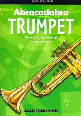 ABRACADABRA TRUMPET BOOK ONLY 3RD EDITION