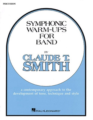 Symphonic Warm-Ups for Band - Percussion Part