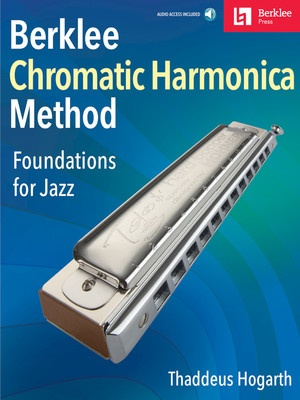 Berklee Method for Chromatic Harmonica
