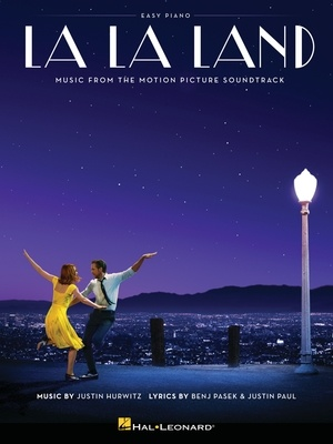 LA LA LAND MOVIE SOUNDTRACK EASY PIANO