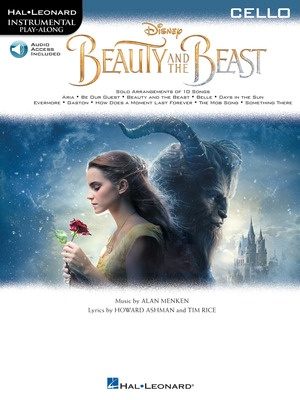 BEAUTY AND THE BEAST FOR CELLO BK/OLA
