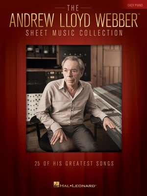 The Andrew Lloyd Webber Sheet Music Collection for Easy Pian