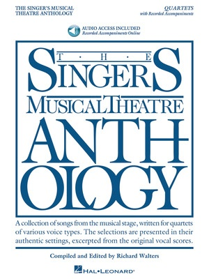 The Singer's Musical Theatre Anthology - Quartets