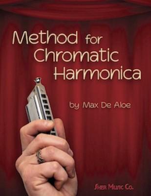 METHOD FOR CHROMATIC HARMONICA BK/CD