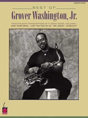 BEST OF GROVER WASHINGTON ART TRANS SAX