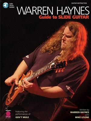 WARREN HAYNES GUIDE TO SLIDE GUITAR BK/CD