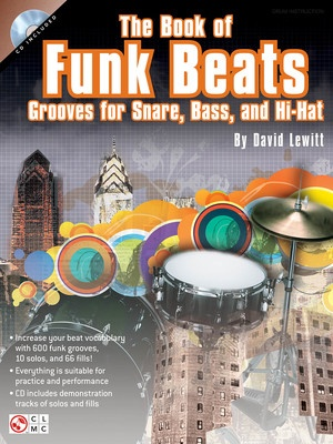 BOOK OF FUNK BEATS BK/CD