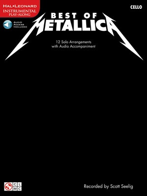 BEST OF METALLICA FOR CELLO BK/CD