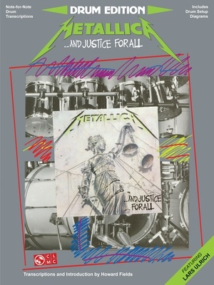 AND JUSTICE FOR ALL DRUM