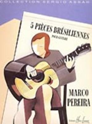 5 Pieces Bresiliennes Guitar