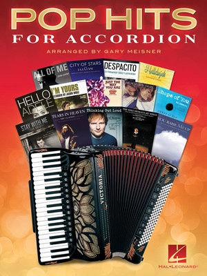 Pop Hits for Accordion
