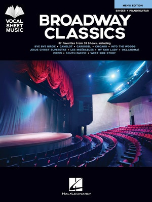Broadway Classics - Men's Edition