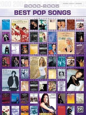 2000   2005 BEST POP SONGS PVG