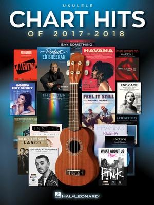 Chart Hits of 2017-2018 for Ukulele - Hal Leonard Australia