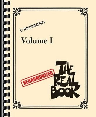 The Reharmonized Real Book Vol. 1