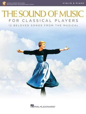 The Sound of Music for Classical Players - Violin