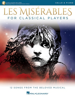 Les Miserables for Classical Players - Cello and Piano