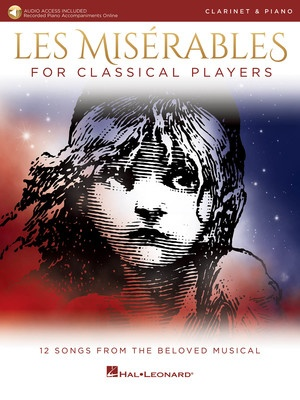Les Miserables for Classical Players - Clarinet and Piano
