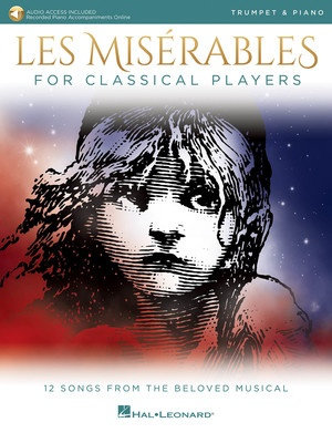 Les Miserables for Classical Players - Trumpet and Piano