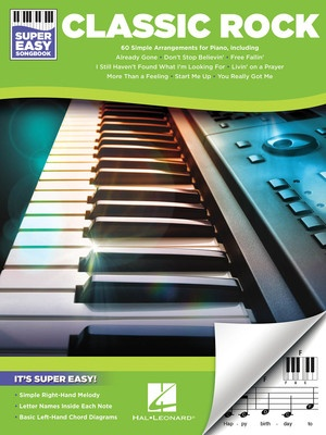 Classic Rock - Super Easy Songbook