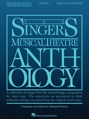The Singer's Musical Theatre Anthology - Volume 7