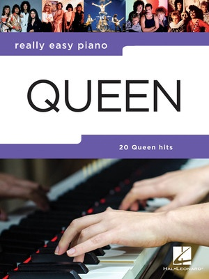 Queen - Really Easy Piano - Hal Leonard Australia