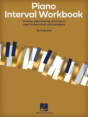 Piano Interval Workbook