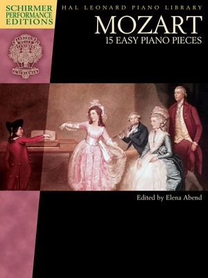 15 EASY PIANO PIECES SPE BOOK ONLY