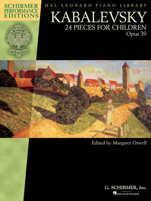24 PIECES FOR CHILDREN OP 39 BOOK ONLY