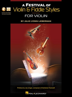 A Festival of Violin & Fiddle Styles for Violin