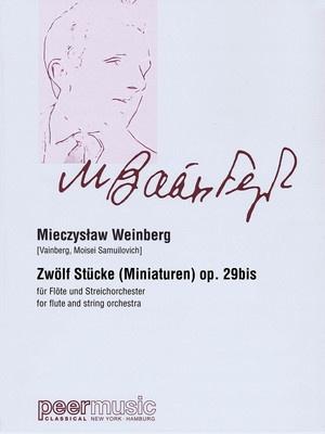 12 Pieces (Miniatures) Op. 29bis