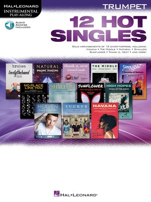 12 Hot Singles for Trumpet