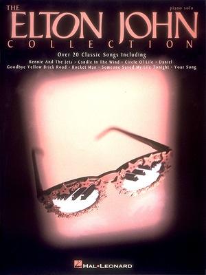 ELTON JOHN PIANO SOLO COLLECTION