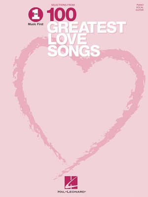100 GREATEST LOVE SONGS PVG VH1