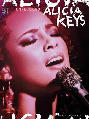 Cheap music books alicia keys unplugged pvg fandeluxe Choice Image