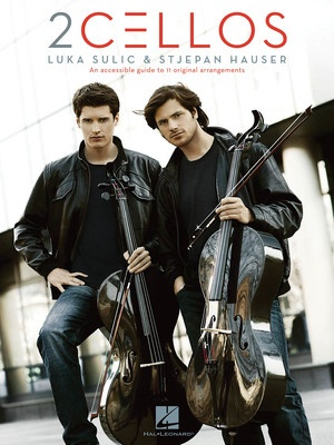 2 CELLOS LUKA SULIC & STJEPAN HAUSER
